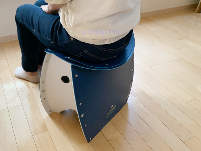 折り畳み 椅子 レビュー