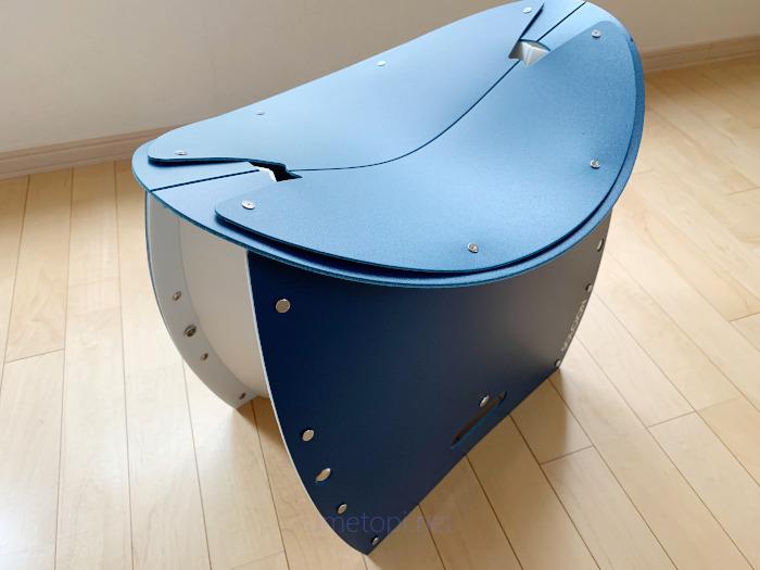 折り畳み椅子 組み立て