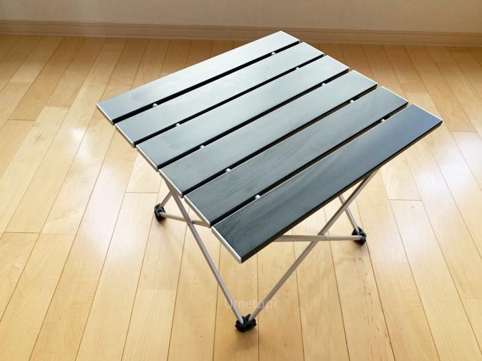 アウトドアテーブル 折り畳み